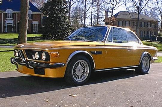 E9 Forum BMW Traumfarben